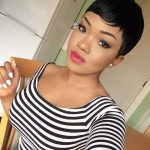 15+ Short Funky Pixie Cut for Black Women