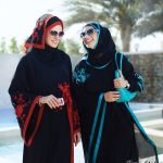 10+ Best Abayas Designs for Ladies 2016 2017