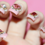 15 Wonderful Nail art Designs for Pretty Girls 2016