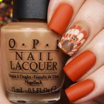 Thanksgiving Day November Nail Art 2016 – 2017