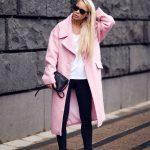 30 Best Pastel Coat for this Winter 2017