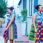 Latest bow Africa fashion styles 2017