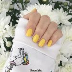 Best Yellow Nail Art Designs & Ideas