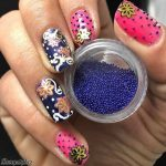 Nail Art For Spring Season 2017