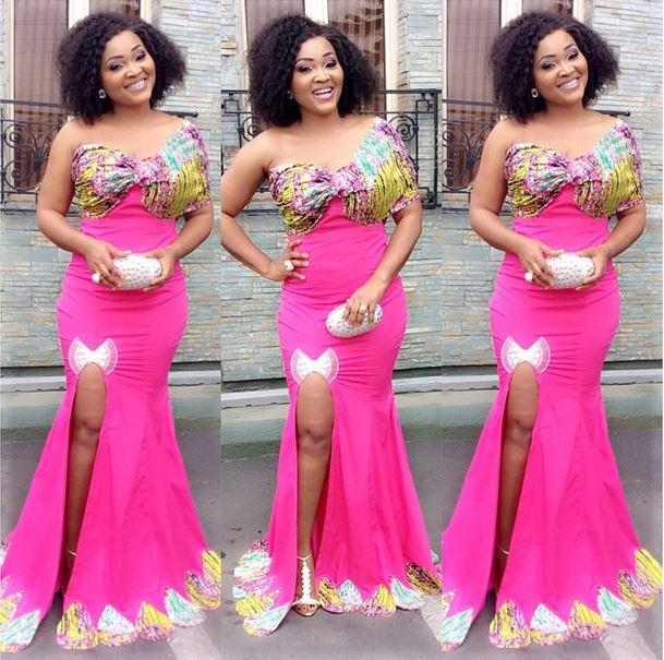 Modern Mercy Aigbe Fashion Style 2016 – 2017