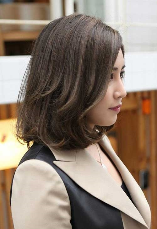 Must-Try Brunette Bob Haircuts