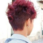 Really Stylish Red Pixie Cut for Ladies 2016