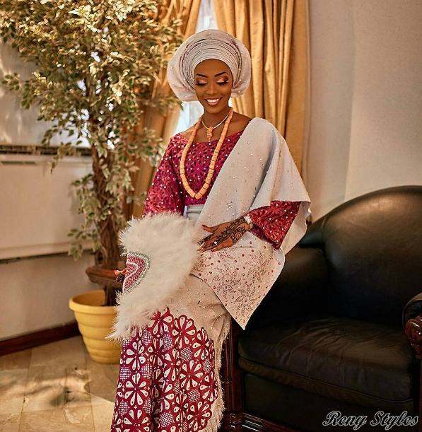 Fashionable Aso Ebi Ankara Styles For Women