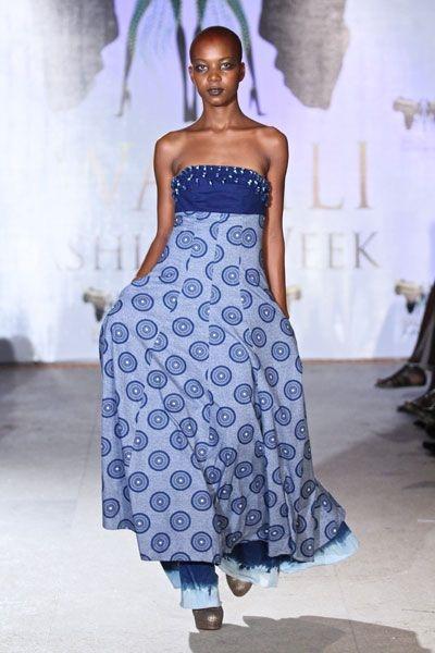 Latest Bongiwe Walaza Mbfw Africa Collection For Women 2016
