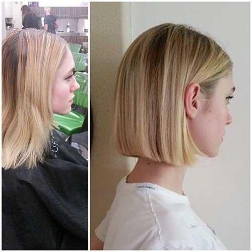 Fashionable Ladies Fine Trendy Short Haircuts 2016