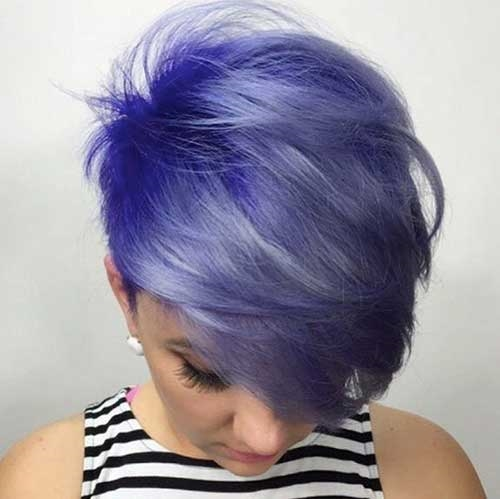 Best Short Hair Color Ideas 2016