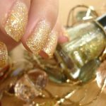Best Golden Glitter Nail Polish 2016