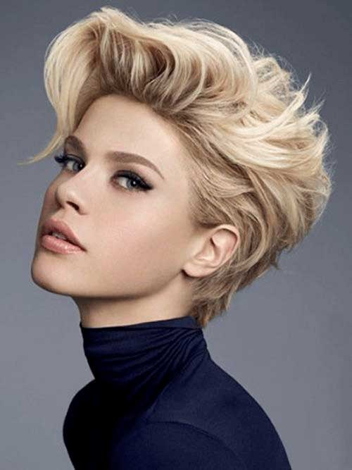 Simple Short Hairstyles for 2016