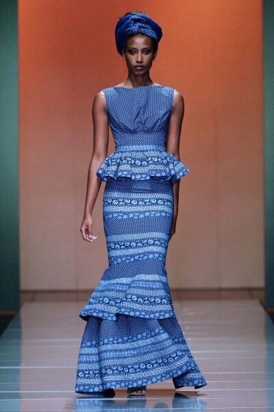 Latest Bongiwe Walaza Mbfw Africa Collection For 2016