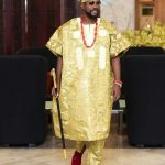 Newest Aso-Ebi Outfits for Men