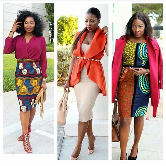 15 Stylish Kitenge Office Wear Collections Reny Styles Kitenge