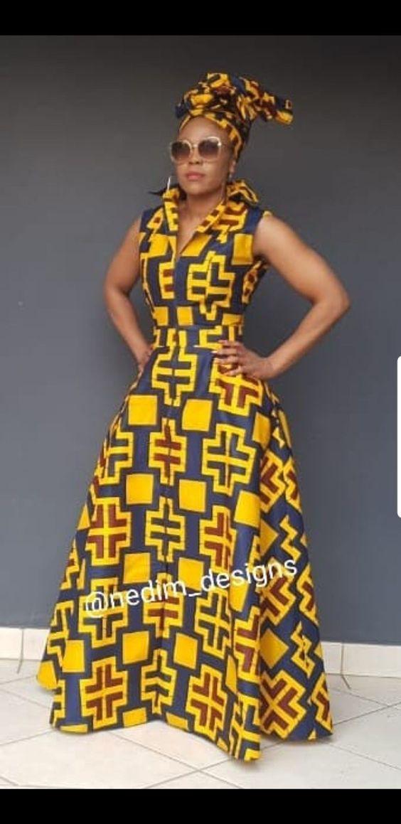 The Best African Kitenge Designs Reny Styles